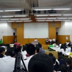 NHK杯全国大会、アナウンス部門で準決勝進出