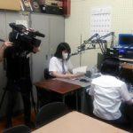 ケーブルテレビCNSに取材していただきました