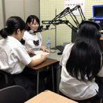 熱中症予防を啓発する校内放送の第3回を行いました