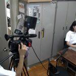学校説明会用PV撮影