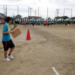 神高祭1日目、体育的行事の実況、音響